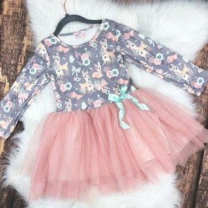 Other - Deer and Tulle Dress